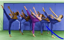 ニューヨークダンス留学エイリースクール2