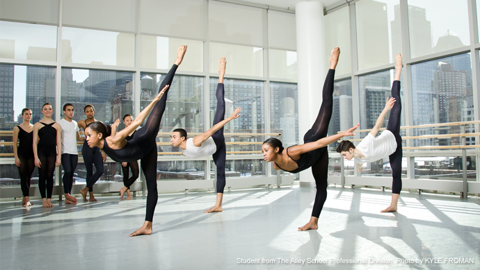 Apply Online - Alvin Ailey Dance Foundation, Inc.