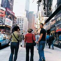 ニューヨークホームステイ10