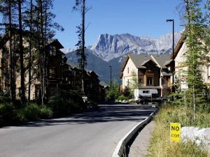 ロッキー山脈 スキー