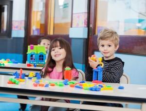 カナダ幼稚園ボランティア