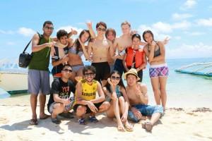 フィリピン留学 ビーチ