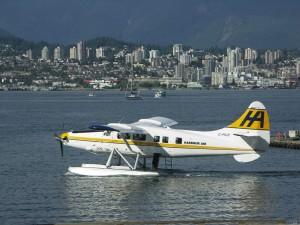 バンクーバー水上飛行機