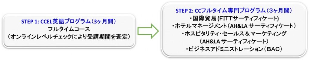 CCEL+CCプラン(半年)