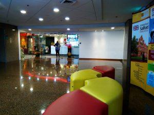 SSTC Lift Lobby