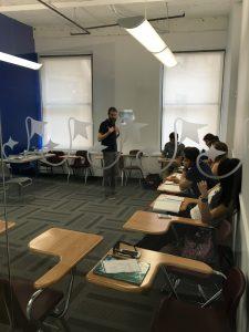 Manhattan Language教室