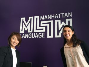 Manhattan Language・Maggie3