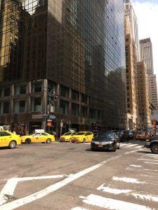 Grand Central駅前交差点