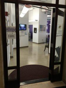Manhattan Languageキャンパス入口