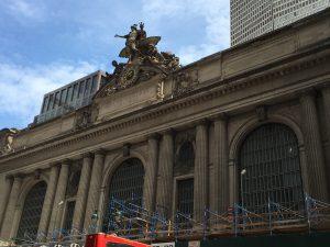 Grand Central駅