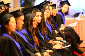 Eton College Graduation