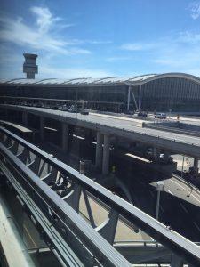 トロント空港UP Express3