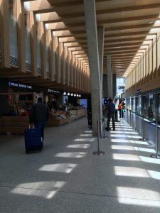 トロント空港UP Express6