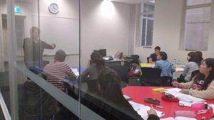 Discover English classroom