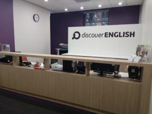 Discover English Front