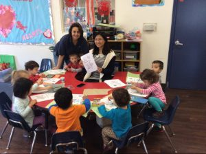 アメリカ日本語教師