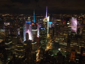 NY Night View